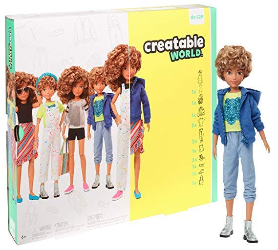 coffret Creatable World