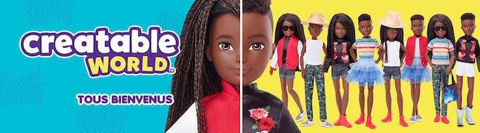Barbie Creatable World