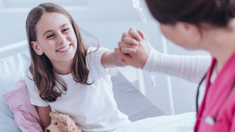 Une « mallette d'information » pour aider les enfants atteints de cancer et leurs familles