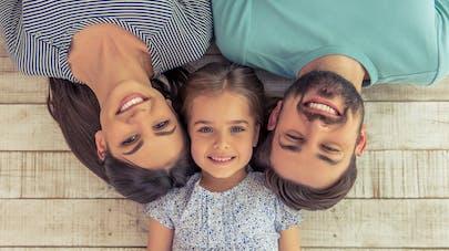 famille enfant unique