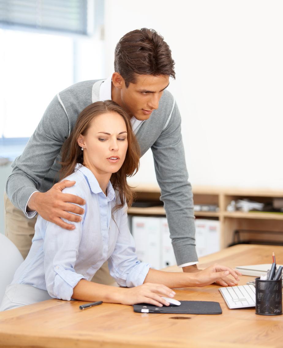 60 % des femmes européennes victimes de harcèlement sexuel au travail