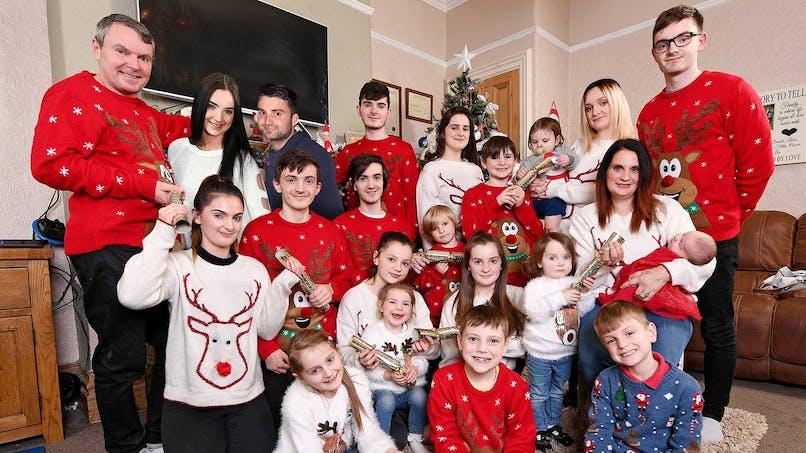 Familles nombreuses : ils vont accueillir leur 22e enfant !