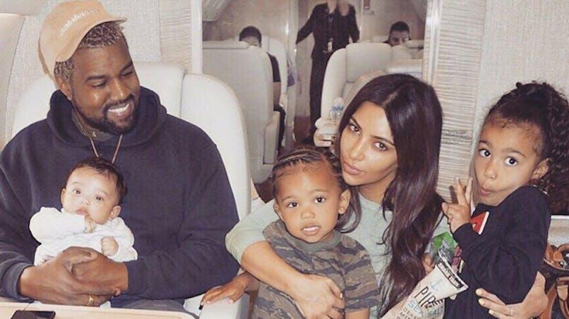 Kim Kardashian : c'est décidé, elle ne veut plus d'enfant