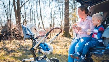 Bien choisir son équipement pour sortir l'automne avec bébé