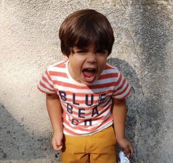 Crise et caprices des enfants