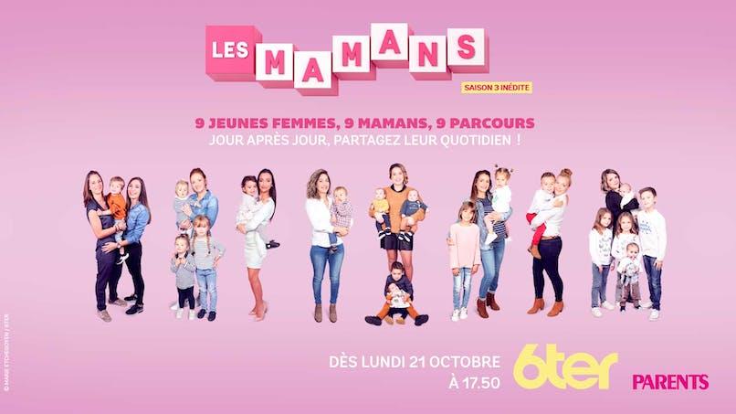 """Série : """"Les Mamans"""", épisode 12, saison 3, sur 6ter !"""