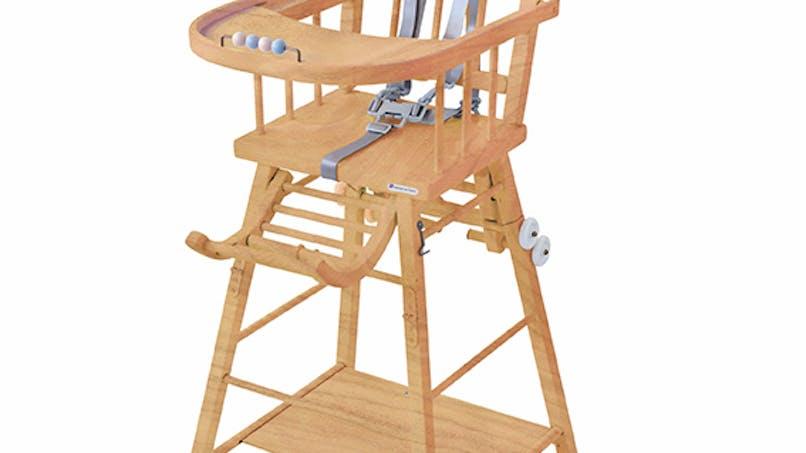 Chaise haute Marcel de Combelle