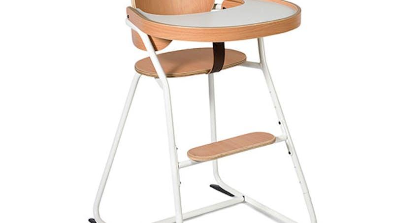 chaise haute Tribu de Charlie Crane