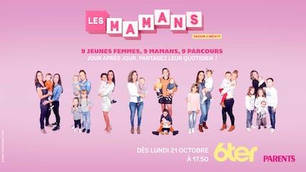 """Série : """"Les Mamans"""", sur 6ter : Victoire est née !"""