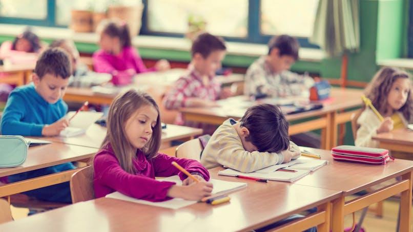 Sommeil: 50 % des enfants scolarisés sont en déficit