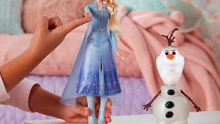 La Reine des Neiges 2 se décline en jouets pour Noël