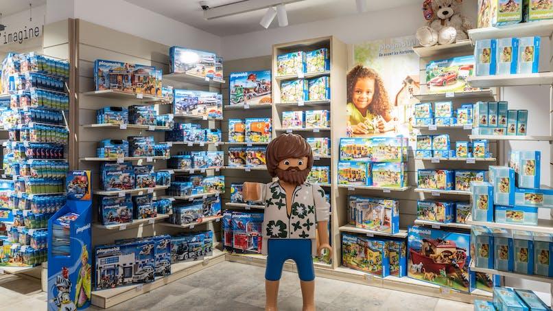 King Jouet ouvre ses premiers magasins à Paris