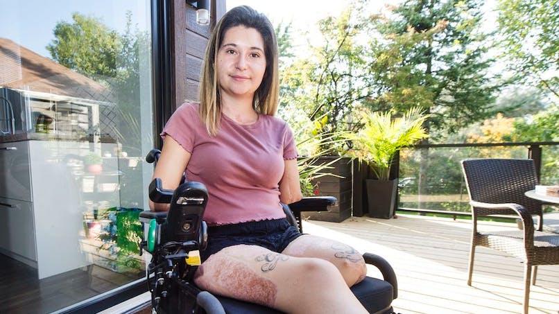 Québec : miraculée, une femme amputée des 4 membres est devenue maman