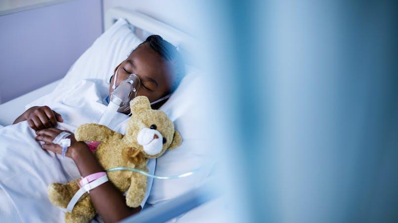 La pneumonie: responsable d'un décès d'enfant toutes les 30 secondes