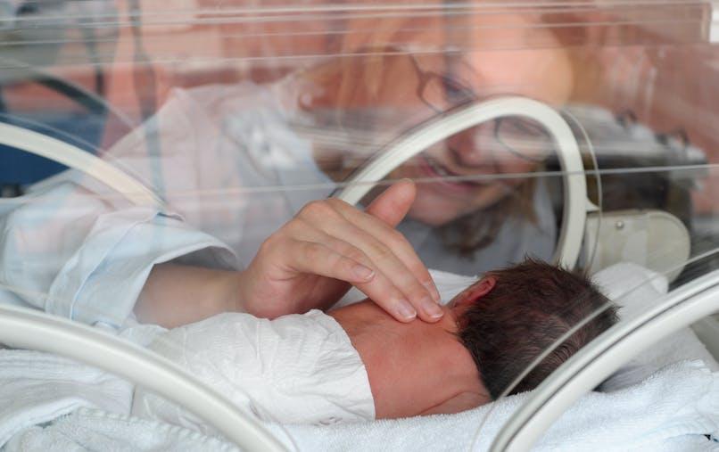 bébé préma