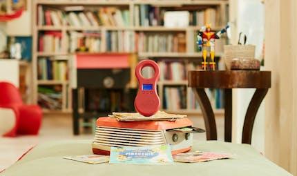 Ocarina, le lecteur audio anti-choc pour les enfants