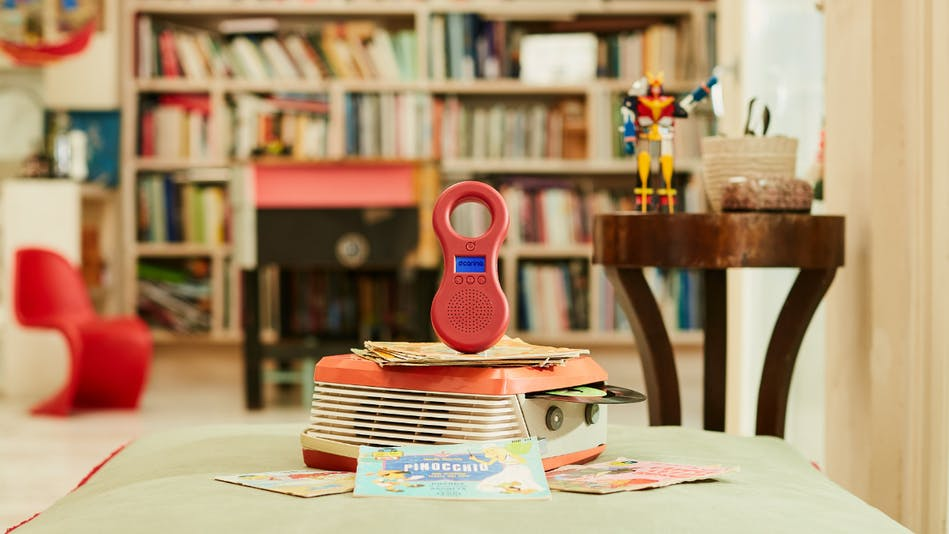 Ocarina lecteur MP3 pour enfants