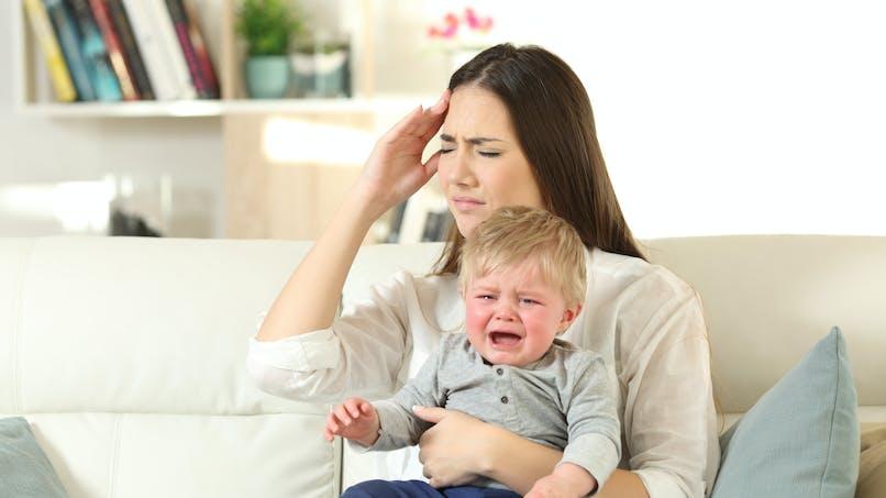Crise de colère : les enfants ayant un retard de langage y seraient plus sujets