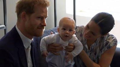 Meghan Markle, le prince Harry et Archie