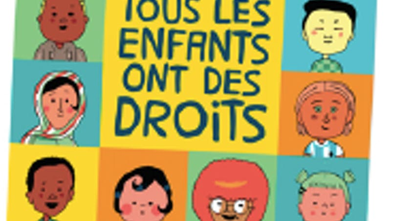Droits de l'enfant : un livret pour tout leur expliquer