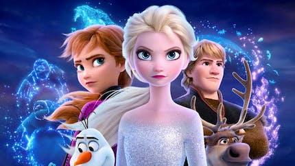 La Reine des Neiges 2, meilleur démarrage de l'histoire pour un film d'animation en France