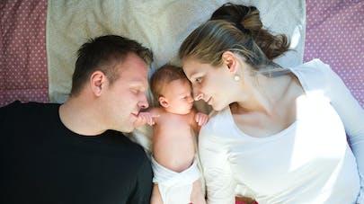 dormir avec son bébé, cododo