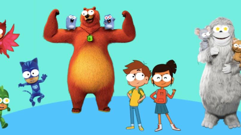 Dessins animés : Okoo, la nouvelle offre de France Télévisions pour les enfants