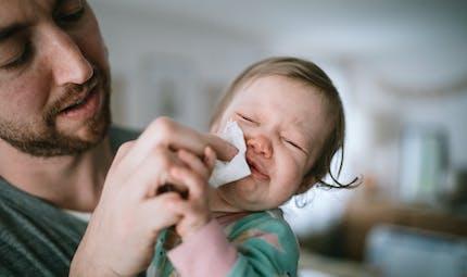 Bronchiolite: pourquoi l'épidémie est-elle en avance cette année ?