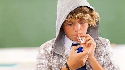 Hyperactivité : les jeunes adultes atteints seraient plus dépendants à la nicotine