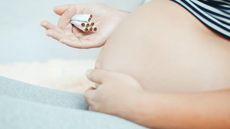 Les femmes enceintes et fumeuses sont plus à risque de diabète gestationnel