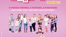 """Série """"Les Mamans"""" sur 6ter : Johanna sort de l'hôpital"""