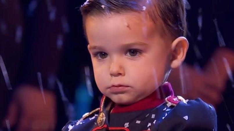 Incroyable Talent : à 3 ans il devient le plus jeune gagnant de l'émission dans le monde