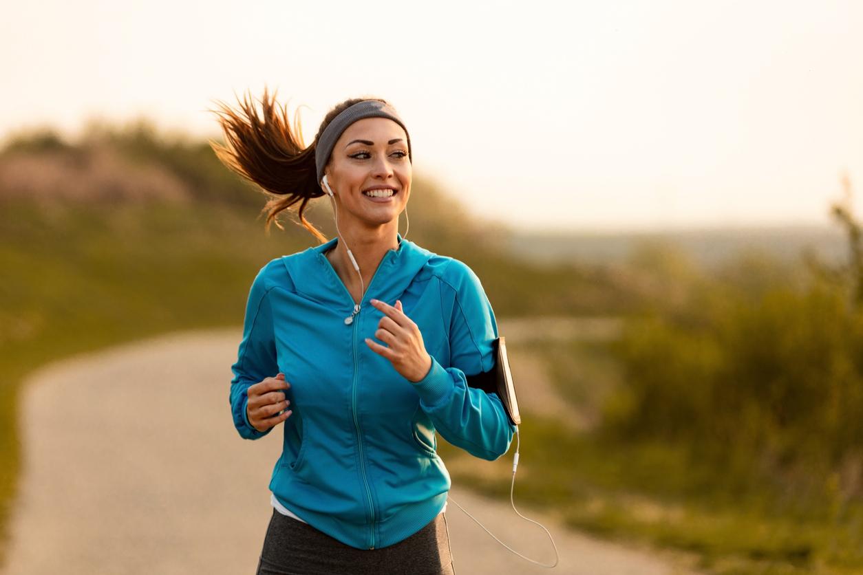 Le sport bon pour la longévité des femmes