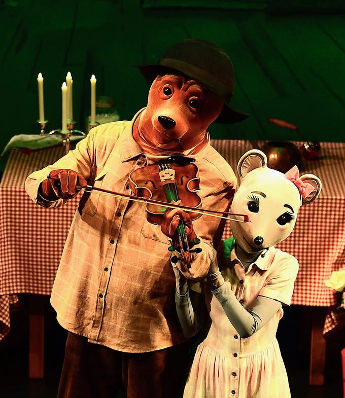 Ernest et Célestine Tous ensemble