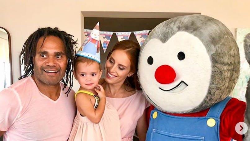 Christian Karembeu, futur papa d'un troisième enfant !