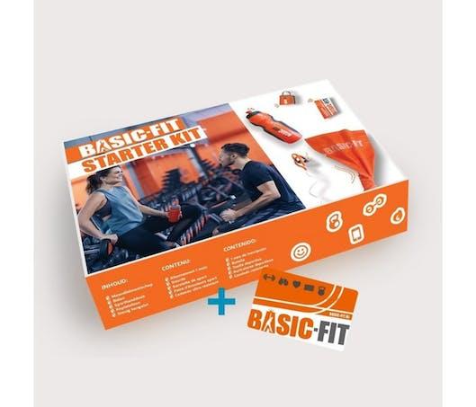 Le starter-kit Basic-Fit