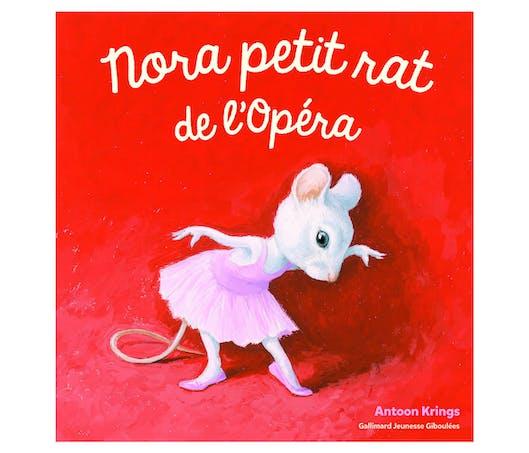 Nora, petit rat de l'Opéra