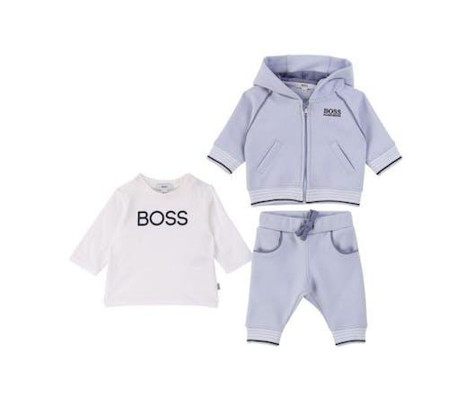 L'ensemble jogging 3 pièces Boss