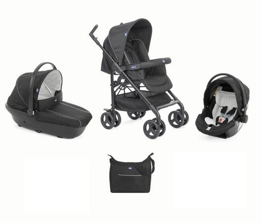 Poussette TRIO SPRINT Black Night - Chicco