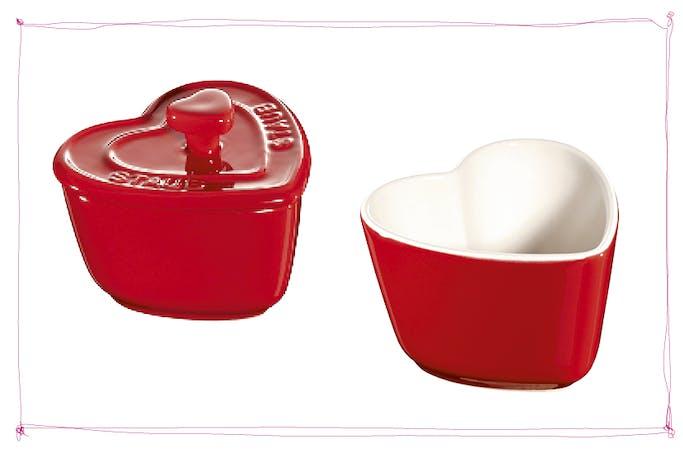 Mini-cocotte cœur