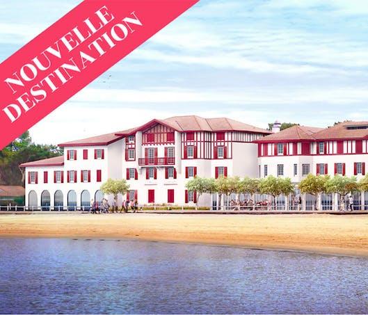L'Hôtel du Parc Azureva : un séjour entre lac et océan à Hossegor - 3 étoiles