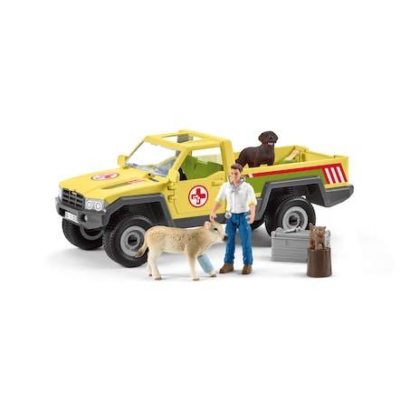 Pick-up vétérinaire Schleich