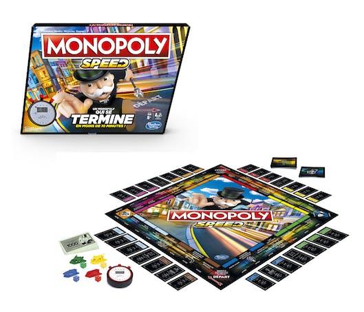 Monopoly Speed : pour les familles pressées