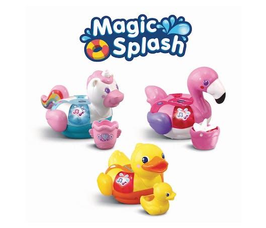 Magic'Splash les petites bouées animaux
