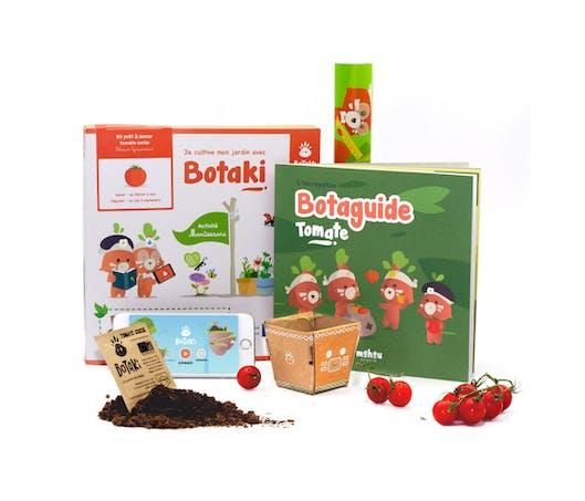 Le kit tomate cerise Botaki