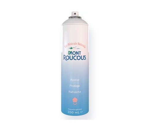La brume d'eau Mont Roucous
