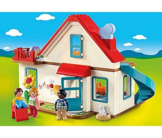 La Maison familiale Playmobil 123