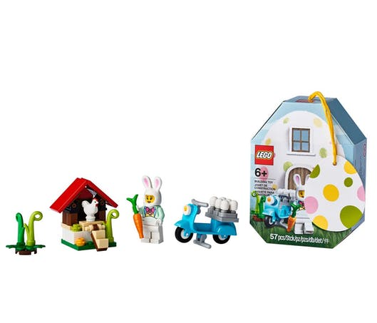 La Maison du lapin de Pâques