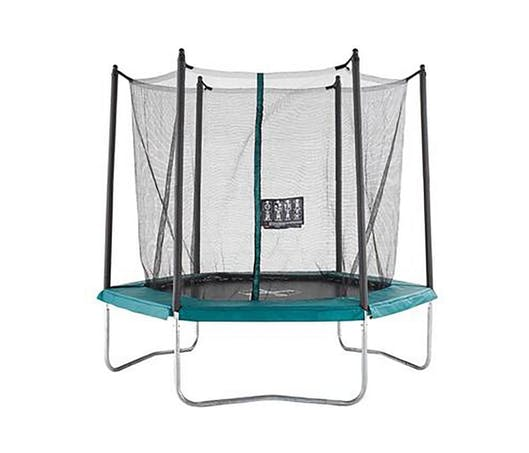 Le trampoline hexagonal