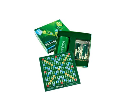 Le Scrabble en version Voyage